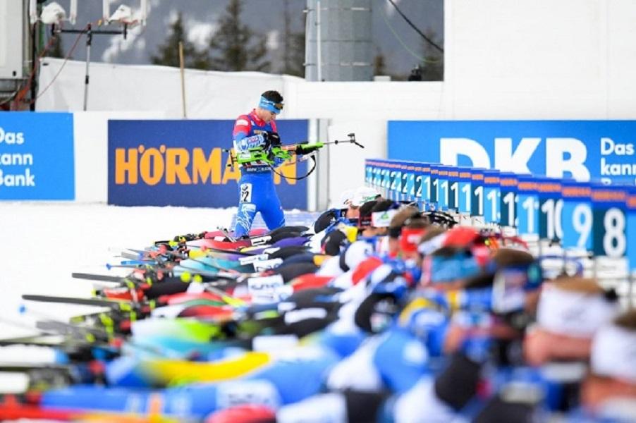 Чемпионат России по биатлону в 2022 году пройдёт в марте