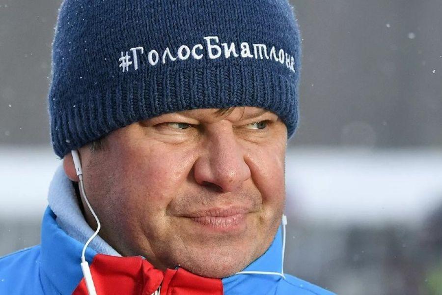 Губерниев прокомментировал возможный уход Фернандеса из сборной России