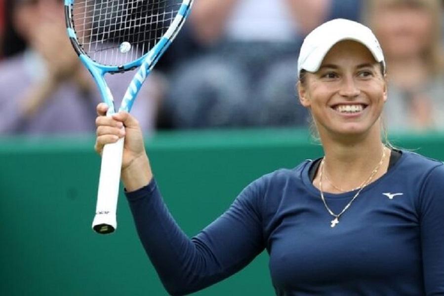 Путинцева вышла во второй круг турнира в Будапеште