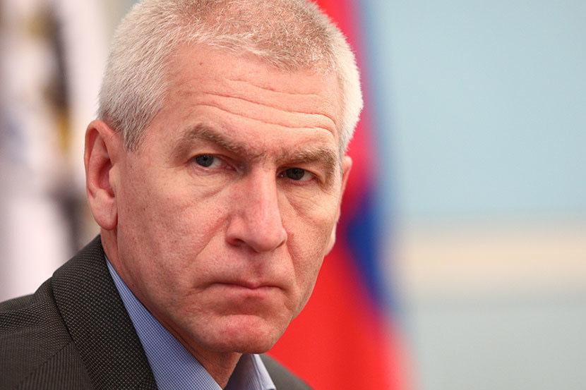 Матыцин заявил, что никто не отнимет флаг и гимн у российских олимпийцев