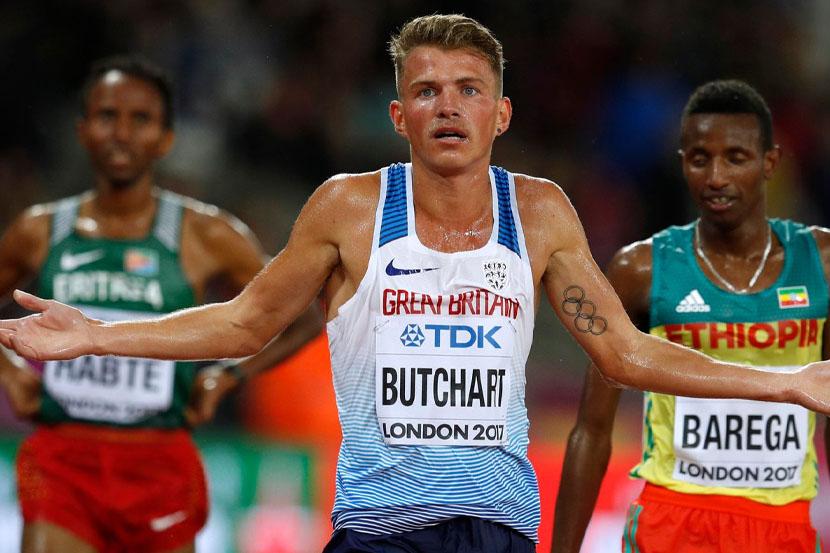 Британский легкоатлет выступит на Олимпиаде, несмотря на 12-месячную дисквалификацию