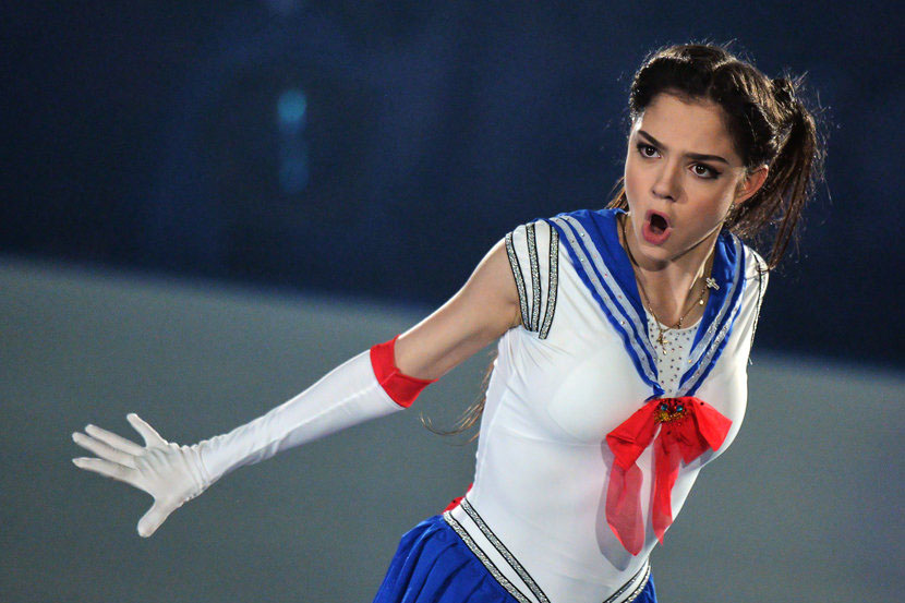 Евгения Медведева обратилась к болельщикам по поводу Олимпийских игр в Токио