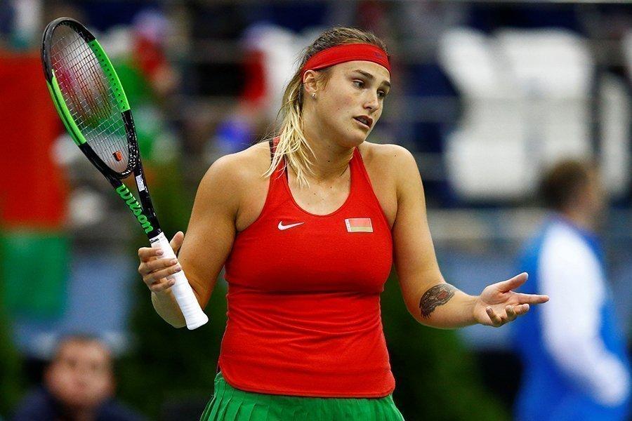 Соболенко - об Олимпийских играх: 'Хочу, чтобы Белоруссия гордилась мной'