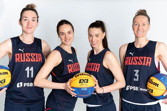 ОИ-2020, Баскетбол 3х3, Женщины, Групповой этап, Россия - Япония, прямая текстовая онлайн трансляция
