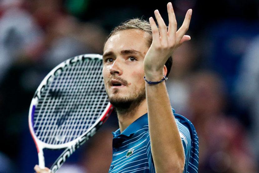 Теннисист Медведев прокомментировал назначение Карпина в сборную России