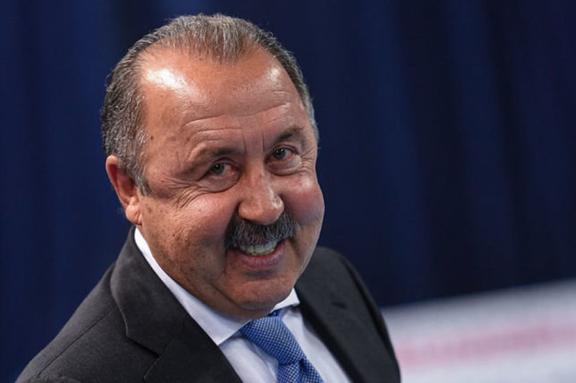 'Сборную России должен тренировать Семак'. Газзаев — о назначении Карпина