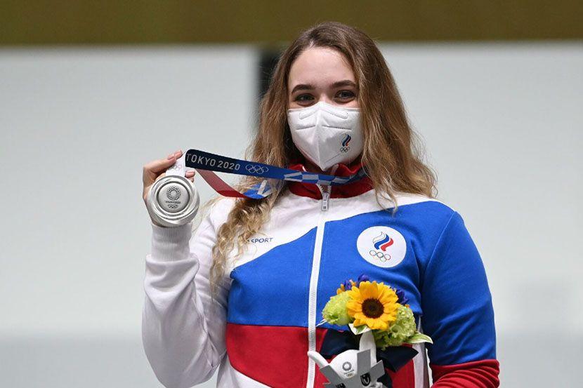 Матыцин заявил, что олимпийское серебро Галашиной приравняют к государственной награде