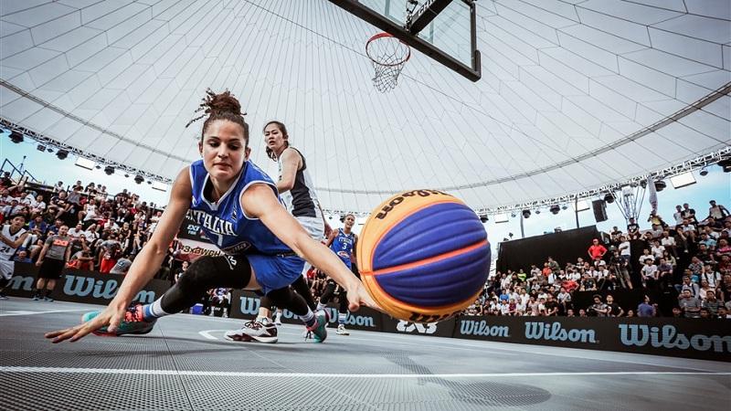 ОИ-2020, Баскетбол, женщины, Монголия - Россия, прямая текстовая онлайн трансляция