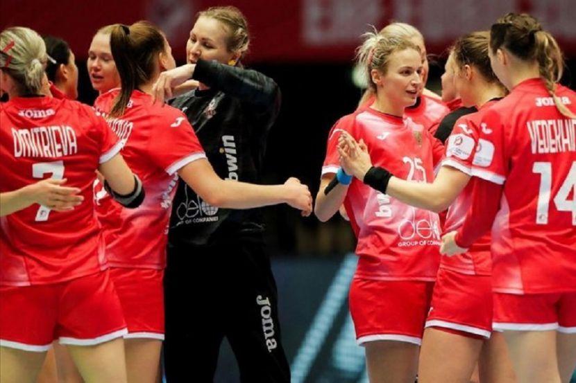 Главный тренер женской сборной России по гандболу прокомментировал ничью с Бразилией на ОИ в Токио