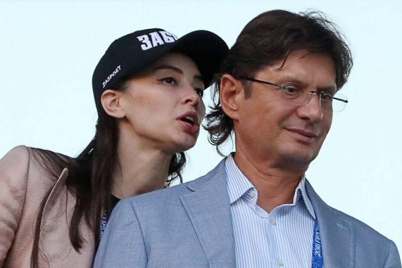 Салихова заявила, что директор 'Спартака' не планировал продлевать контракт с Джикией'