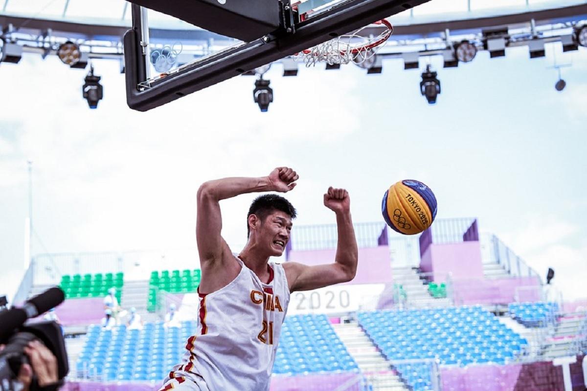 ОИ-2020, Баскетбол 3x3, мужчины, Япония - Россия, прямая текстовая онлайн трансляция