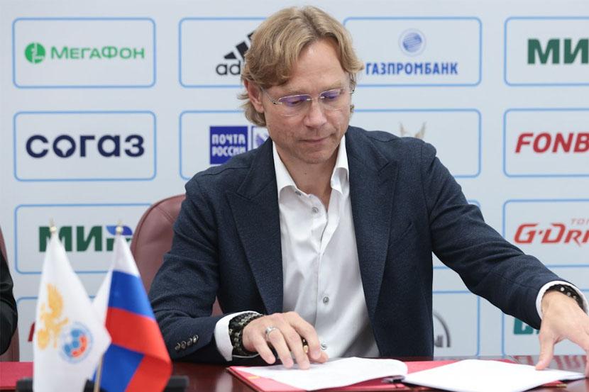 Карпин объяснил, почему согласился возглавить сборную России