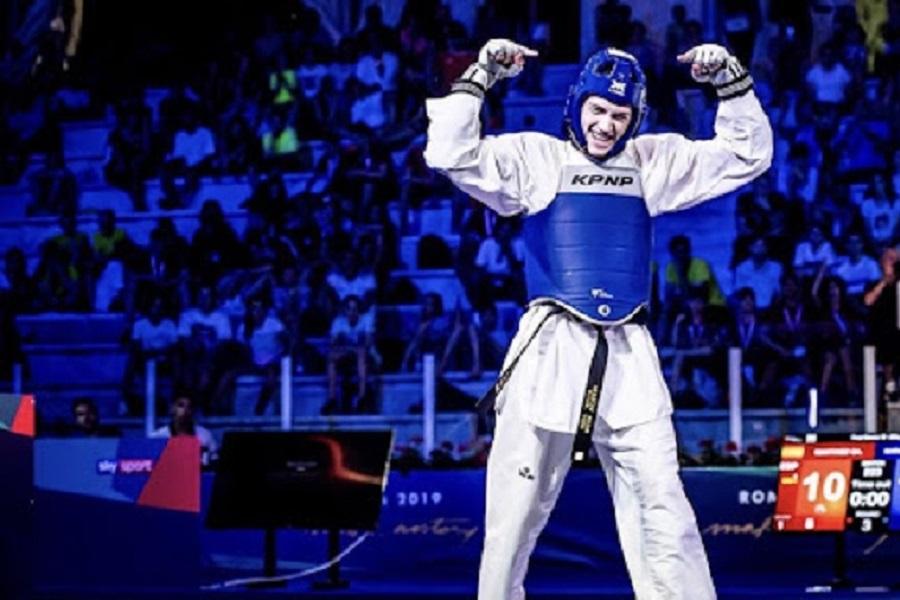 Россиянин Храмцов стал олимпийским чемпионом по тхэквондо