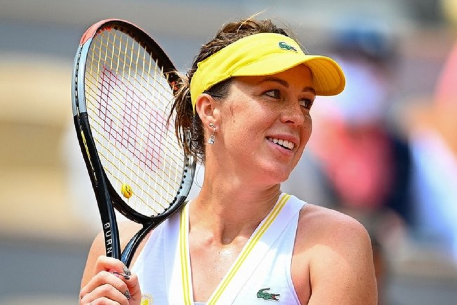 Российская теннисистка Павлюченкова установила новый рекорд Олимпиад