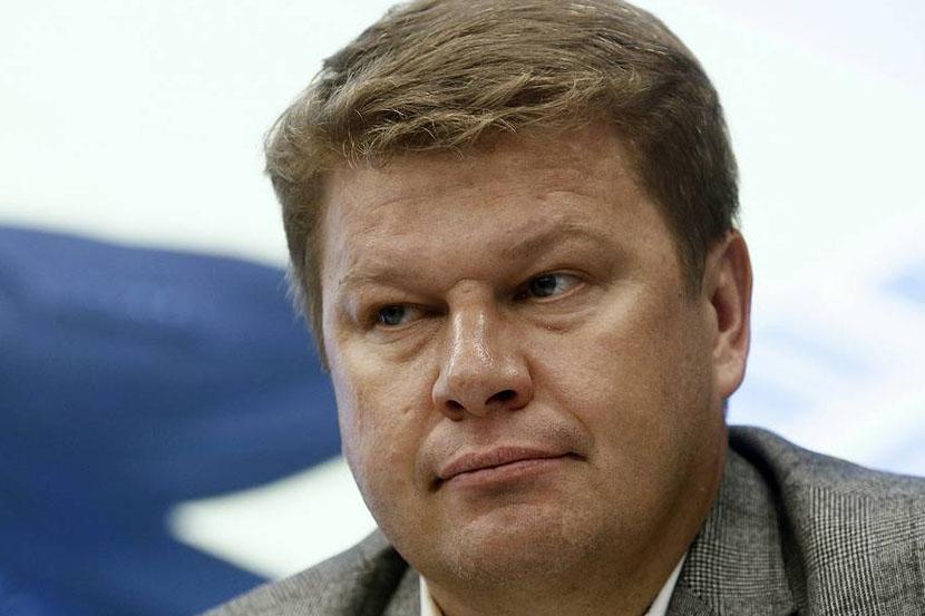 Губерниев отреагировал на серебро России в гребле