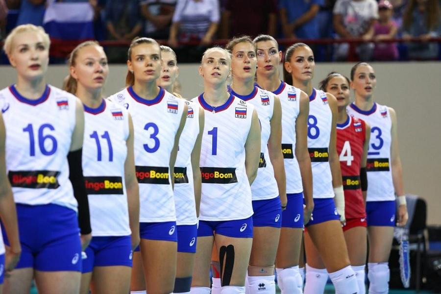 ОИ-2020, Волейбол, Женщины, Китай - Россия, прямая текстовая онлайн трансляция