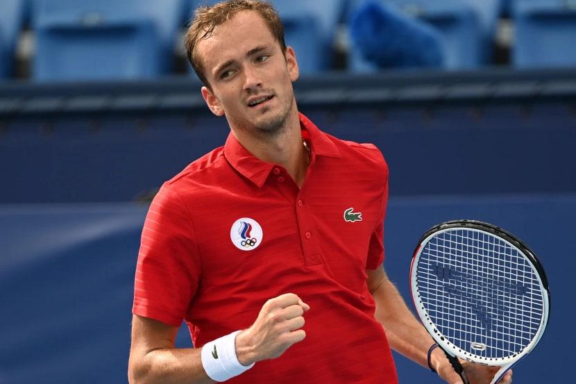 Даниил Медведев прокомментировал вылет с Олимпийских игр в Токио