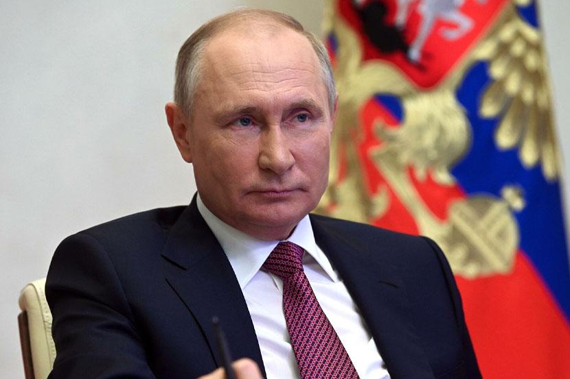 Путин поздравил Рылова после завоевания второй золотой награды Олимпийских игр