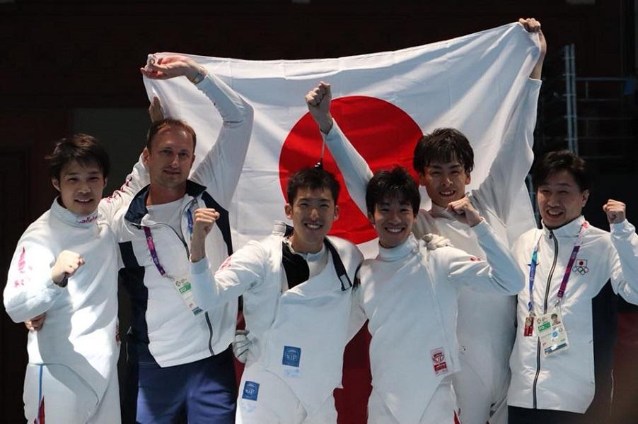 Украинский тренер сборной Японии по фехтованию: 'Поединок против России не был принципиальным для нас'