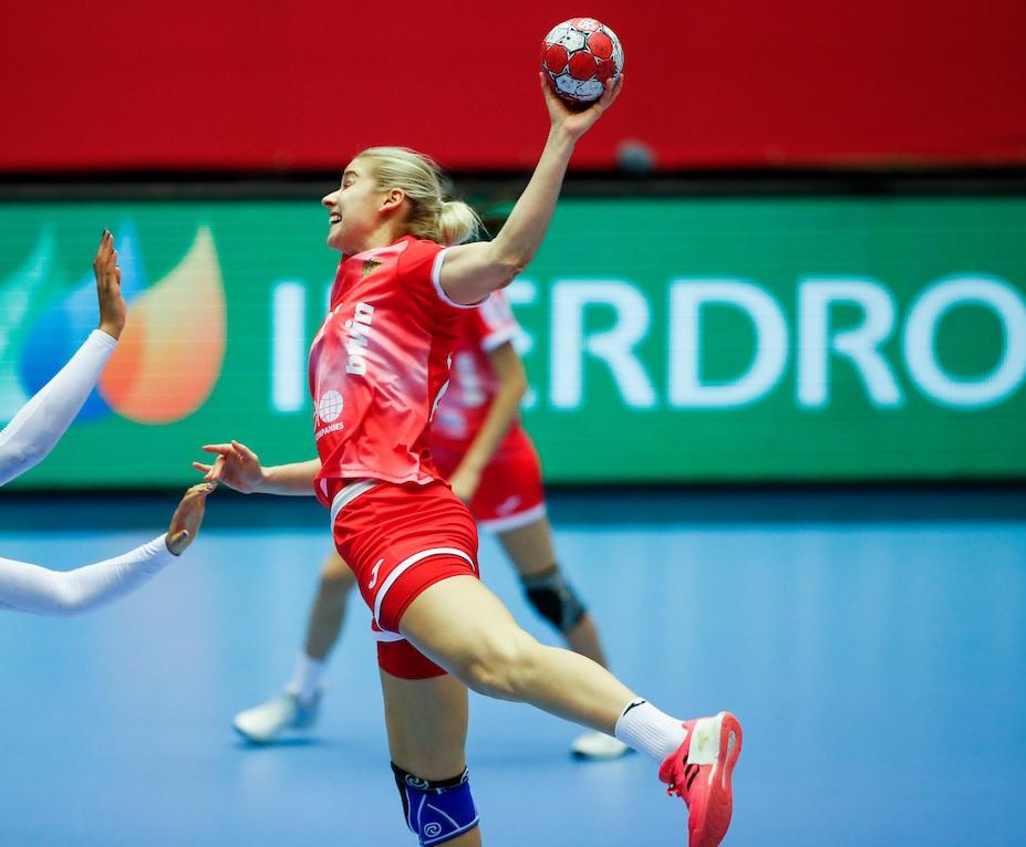 ОИ-2020, Гандбол, женщины, Четвертьфинал, Черногория - Россия, прямая текстовая онлайн трансляция