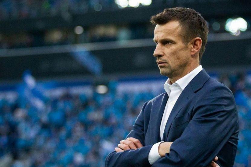 Семак рассказал о кадровых проблемах 'Зенита' перед матчем с 'Краснодаром'