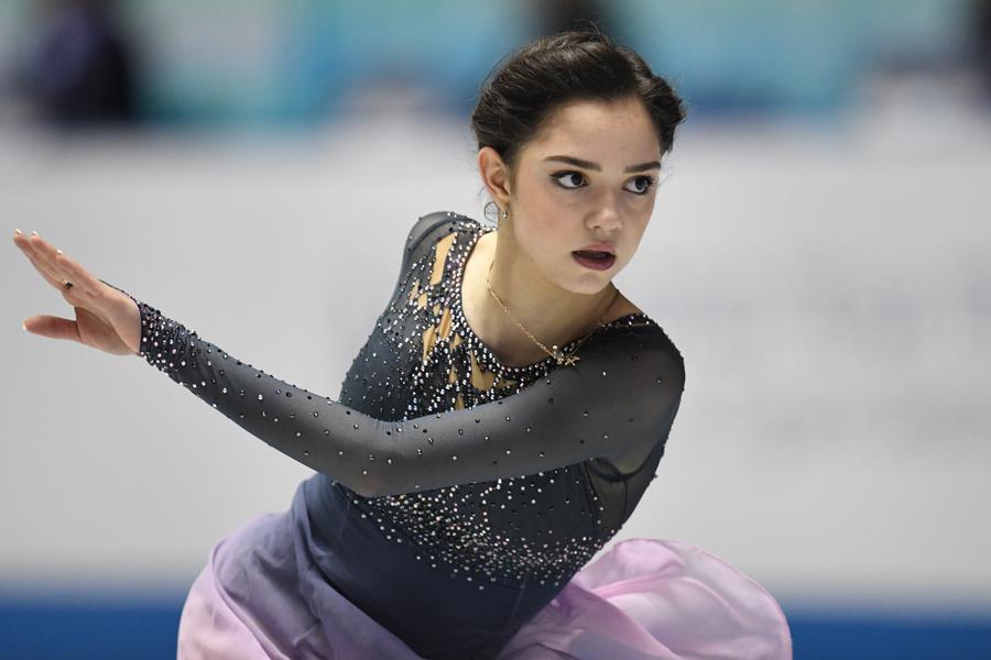 Медведева рассказала, собирается ли снова выступать на соревнованиях