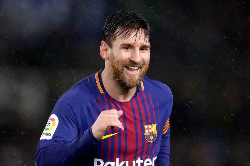 Лапорта объяснил, почему Месси ушёл из 'Барселоны'