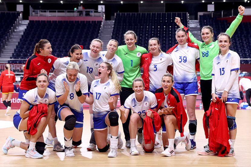 Как российские гандболистки обыграли Норвегию и вышли в финал ОИ-2020. Видеообзор матча