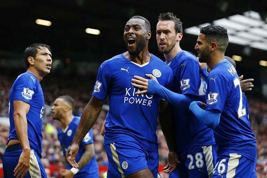 'Лестер' переиграл 'Манчестер Сити' в матче за Суперкубок Англии