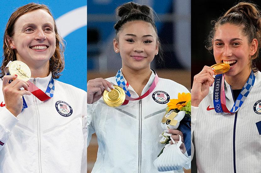 Сборная США выиграла медальный зачёт летней Олимпиады-2020 в Токио