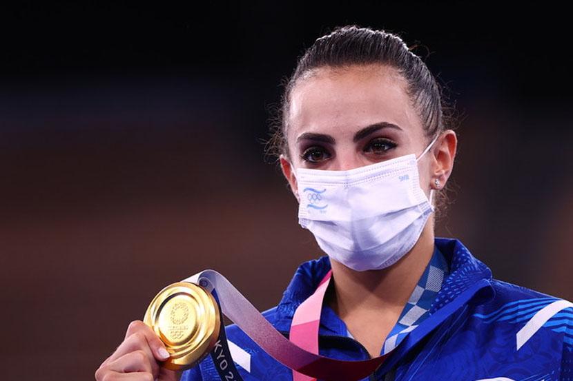 Президент Израиля обратился к гимнастке Линой Ашрам после критики судейства на Олимпиаде со стороны россиян