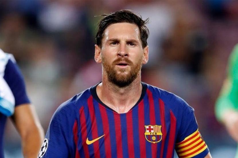 'Барселона' предлагает Месси подписать новый контракт