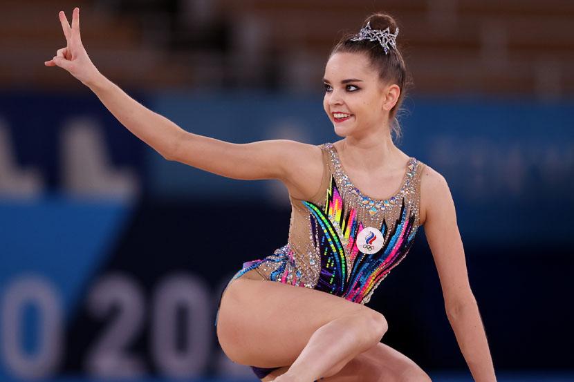 Дина Аверина прокомментировала своё будущее в спорте