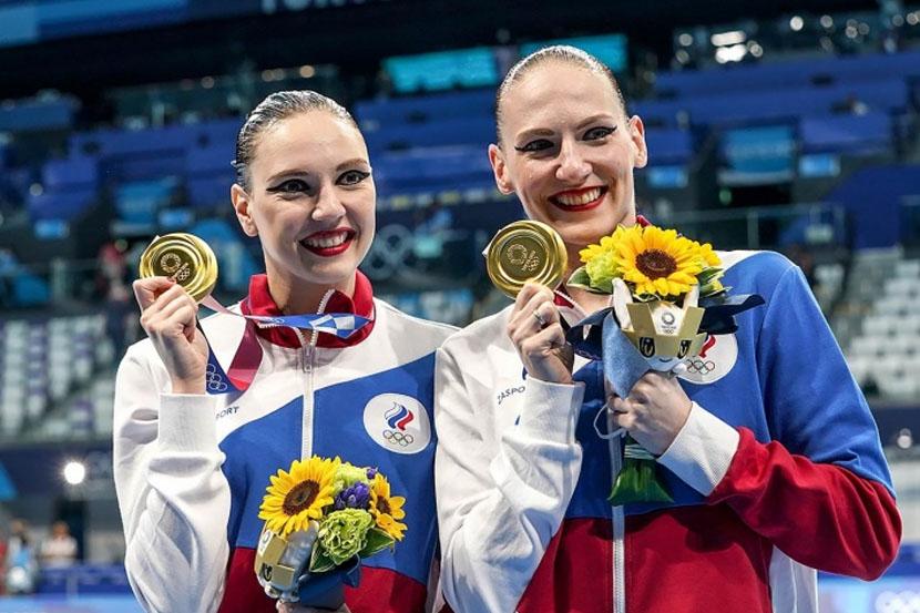 Допинг-пробы российских спортсменов на Олимпийских играх в Токио были отрицательными