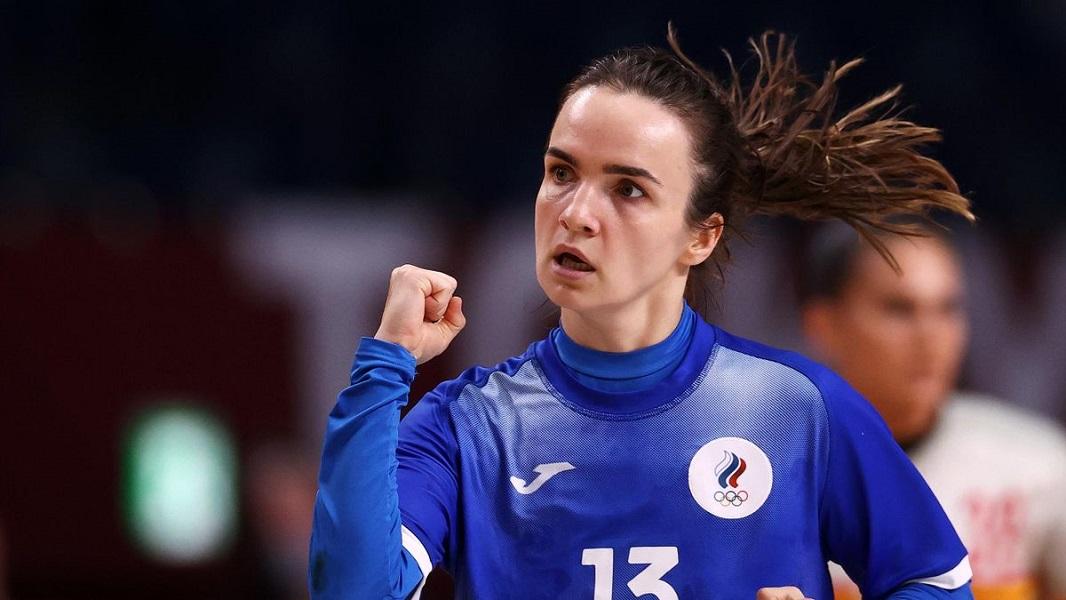 Гандболистка Вяхирева дала понять, что может вернуться в большой спорт после паузы