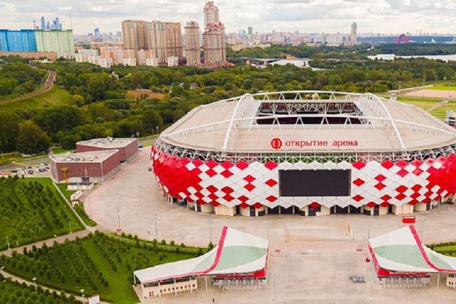 Россия сыграет с Мальтой в квалификации ЧМ-2022 на стадионе 'Спартака'