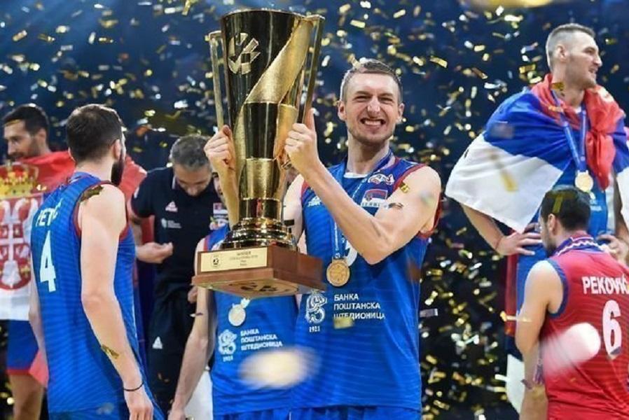 Состав мужской сборной России по волейболу на ЧЕ-2021