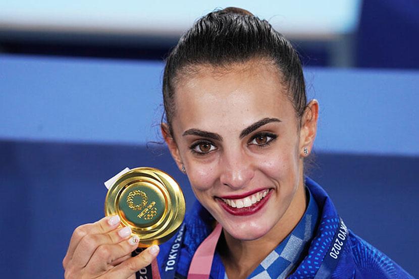 'Сомневаюсь, что Линой Ашрам продолжит карьеру после золота ОИ'. Тренер — о будущем гимнастки