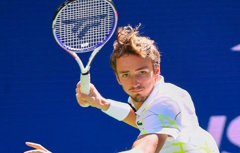 Теннис, ATP, Торонто, Полуфинал, Медведев - Изнер, прямая текстовая онлайн трансляция