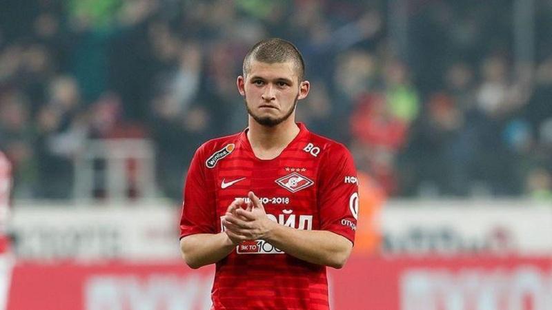 Гулиев впервые с ноября 2019 года вышел на поле в матче РПЛ