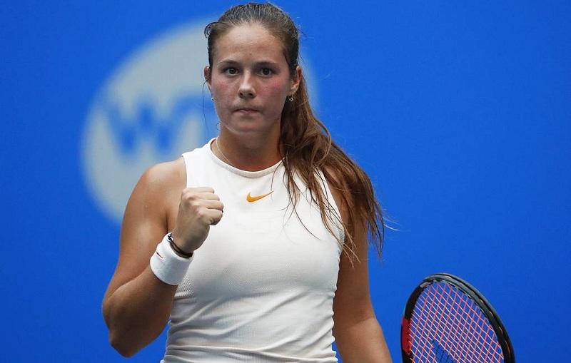 Касаткина не смогла выйти во второй круг турнира в Цинциннати