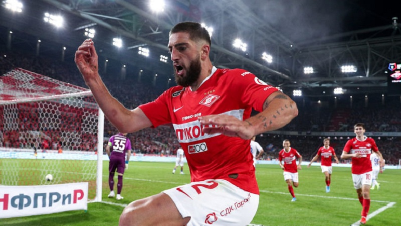 Защитник 'Спартака' может перейти в 'Торино'
