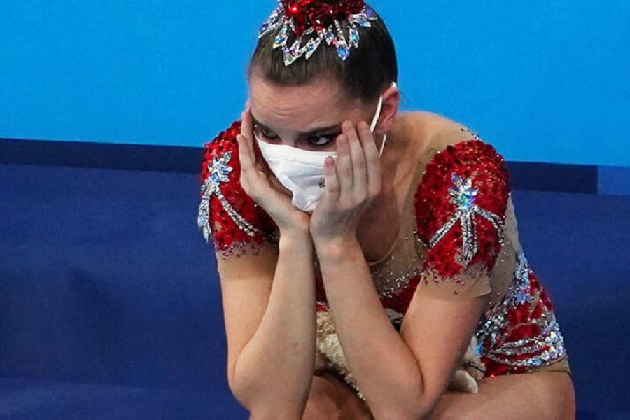 Олимпийская чемпионка Ашрам выступила на приёме у президента Израиля