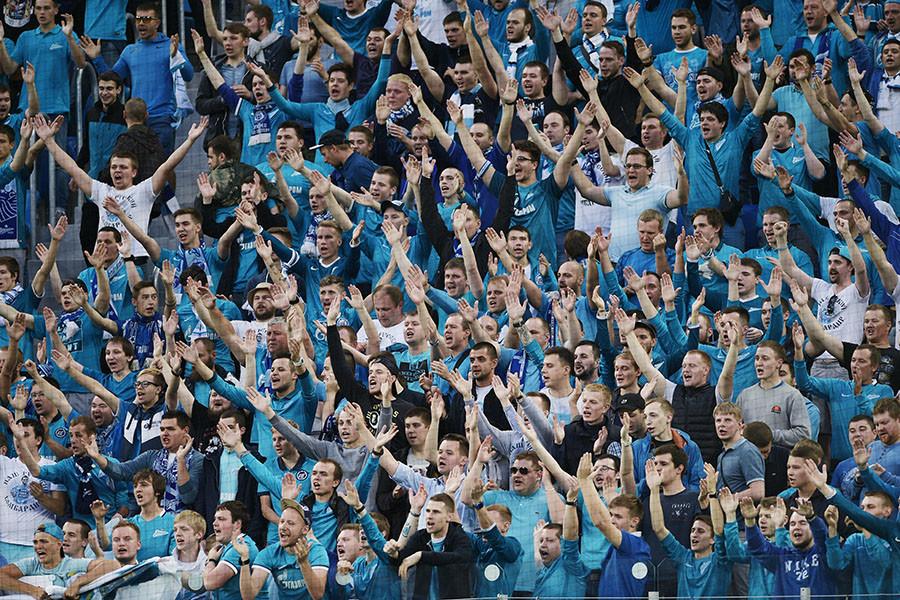 Петржела: 'Зенит' никогда не выиграет Лигу чемпионов'