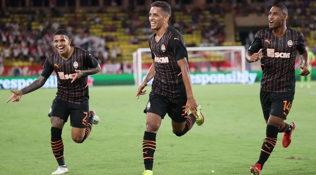 Как 'Шахтёр' обыграл 'Монако' в первом матче квалификации Лиги чемпионов. Видеообзор