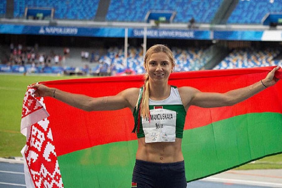 Легкоатлетке Тимановской предлагали вернуться в Белоруссию