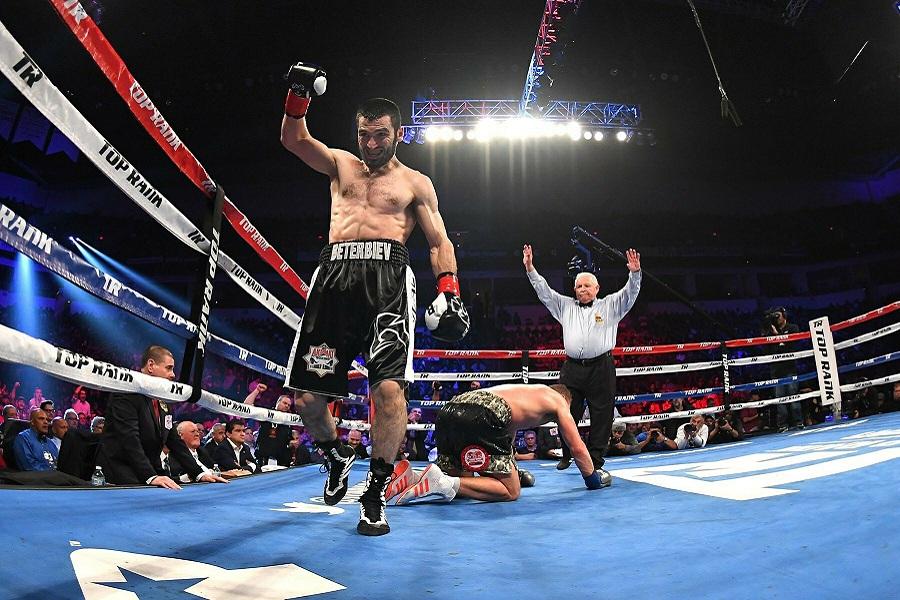 В WBC назвали следующего соперника Бетербиева