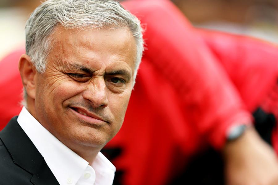 Официально: Моуринью станет главным тренером 'Ромы' в следующем сезоне