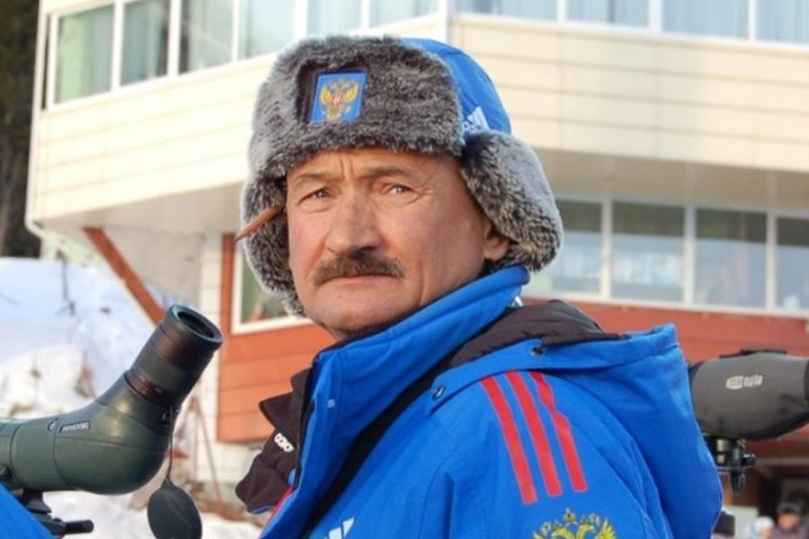 Хованцев: 'Парадокс, что в России нет лыжероллерных тредбанов. На всю страну — один'