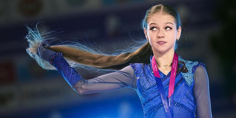 Леонова оценила шансы Трусовой выступить на Олимпиаде после возвращения к Тутберидзе